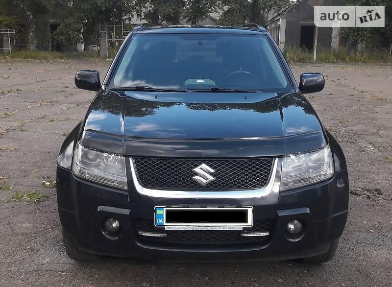 Suzuki Grand Vitara 2006 в Подольске