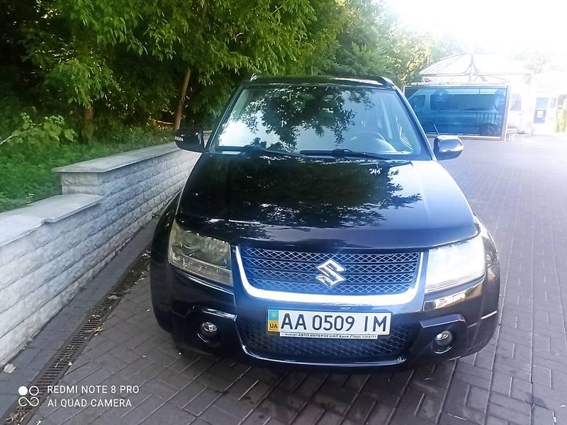 Внедорожник / Кроссовер Suzuki Grand Vitara 2008 в Киеве