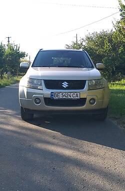 Внедорожник / Кроссовер Suzuki Grand Vitara 2008 в Николаеве