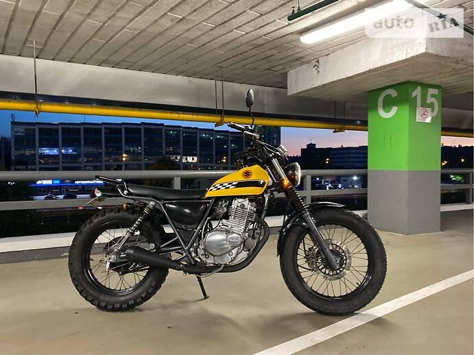 Suzuki GrassTracker bigboy tu250gb
