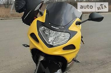 Мотоцикл Спорт-туризм Suzuki GSX R 600 2001 в Харькове