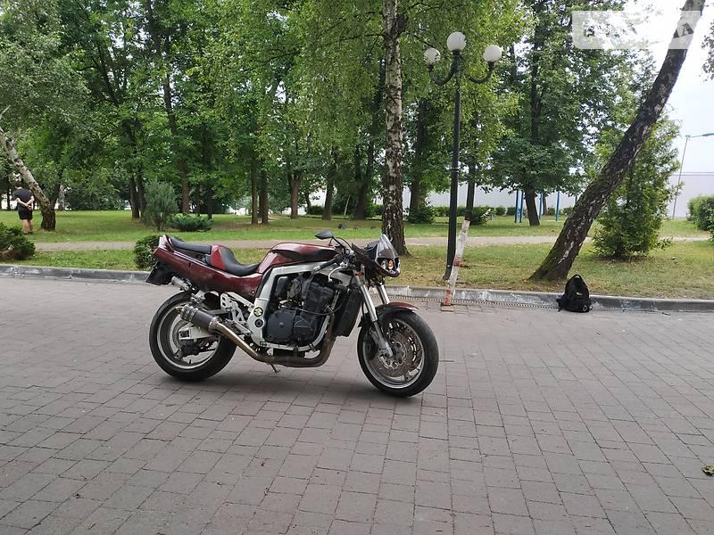 Suzuki GSX R 750 1995 в Львове