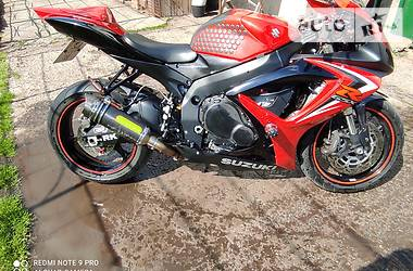 Спортбайк Suzuki GSX-R 2007 в Днепре