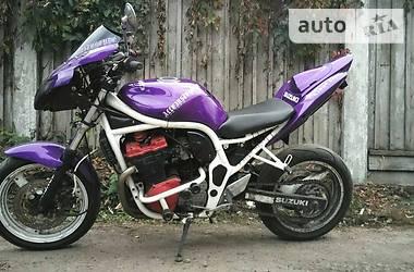 Suzuki GSX StreetFighter 1998