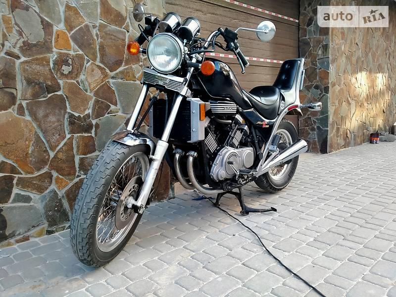 Мотоцикл Чоппер Suzuki GV 1985 в Львові