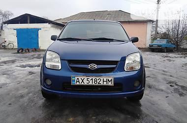 Suzuki Ignis 2004 в Сахновщине