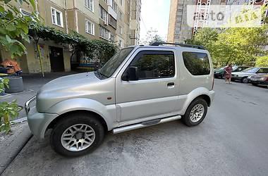 Внедорожник / Кроссовер Suzuki Jimny 2004 в Киеве