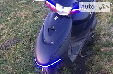 Suzuki Lets 2 2015 в Владимирце