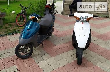 Suzuki Lets 2 2008 в Крыжополе