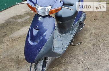 Suzuki Lets 2 2017 в Городенке