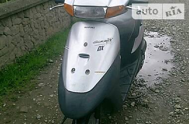 Suzuki Lets 2 2008 в Богородчанах