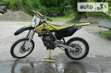 Suzuki RM-Z 2007 в Миколаєві