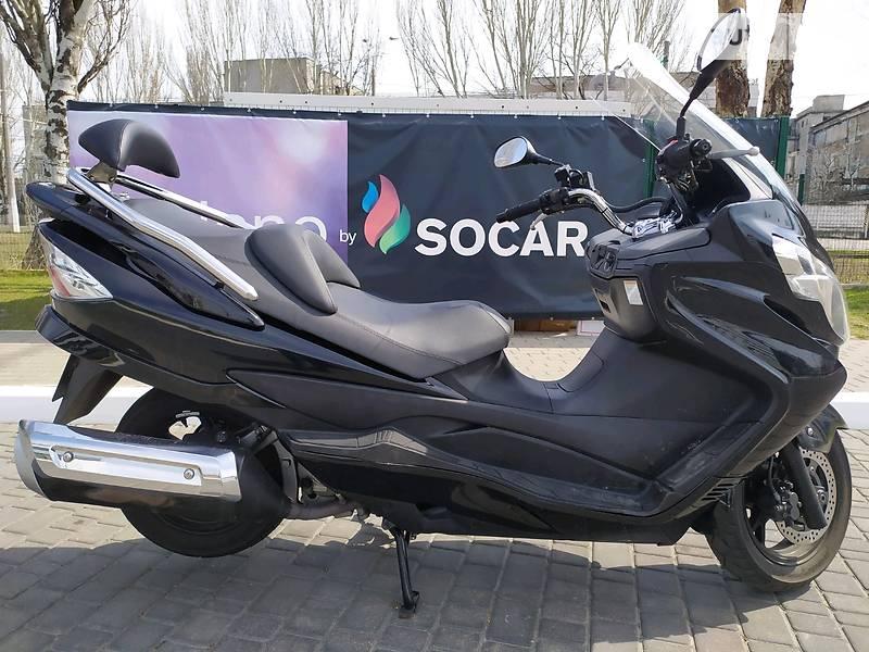 Максі-скутер Suzuki Skywave 400 2007 в Одесі