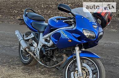 Мотоцикл Спорт-туризм Suzuki SV 650S 2000 в Краматорске