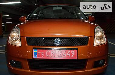 Suzuki Swift 2006 в Луцке