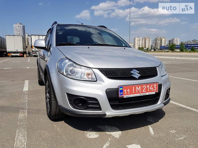 Suzuki SX4 2012 в Киеве