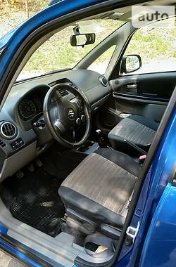 Унiверсал Suzuki SX4 2008 в Львові