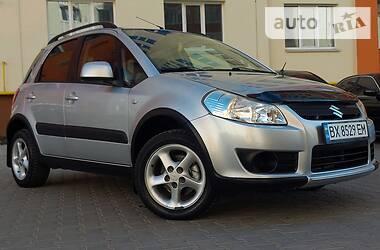 Внедорожник / Кроссовер Suzuki SX4 2007 в Хмельницком
