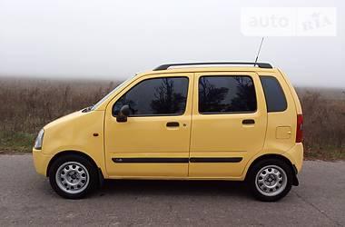 Suzuki Wagon R 2000 в Марганце