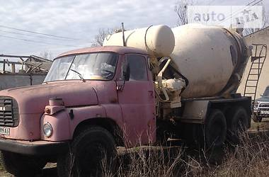 Tatra 148 1977 в Ужгороде
