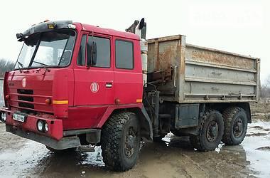 Tatra 815 1989 в Обухове