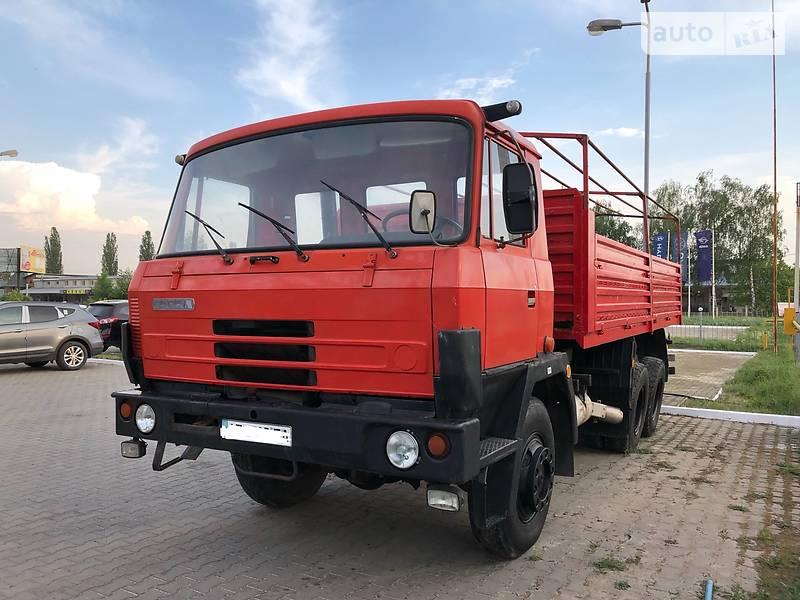 Tatra 815 1990 в Черновцах