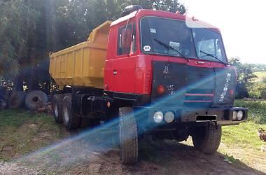 Tatra 815 1989 в Дрогобыче