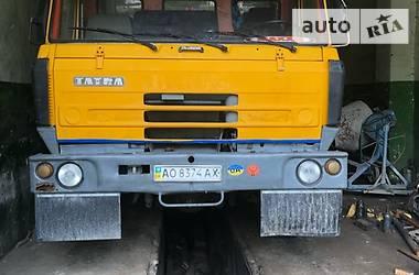 Tatra 815 1989 в Рахове
