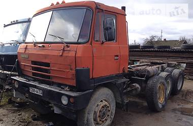 Tatra 815 1989 в Львові