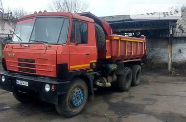 Tatra 815 1989 в Кривому Розі