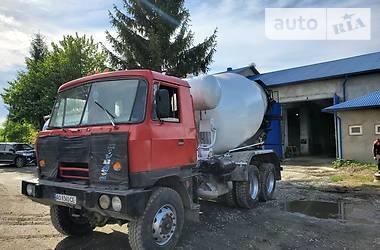 Бетонозмішувач (Міксер) Tatra 815 1988 в Тячеві
