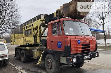 Tatra 815 1989 в Днепре