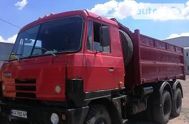 Tatra 815 1989 в Киеве