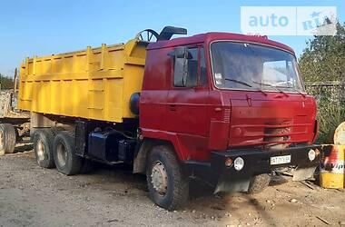 Tatra 815 1987 в Долине
