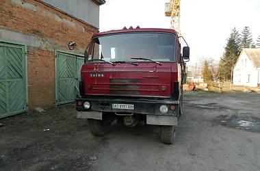 Самоскид Tatra 815 1989 в Надвірній
