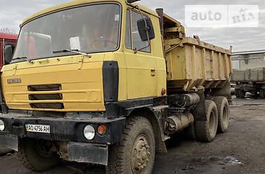 Самоскид Tatra 815 1990 в Ужгороді