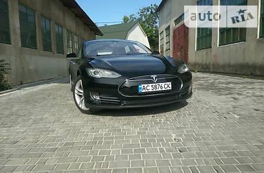 Tesla Model S 60 2013 в Львове