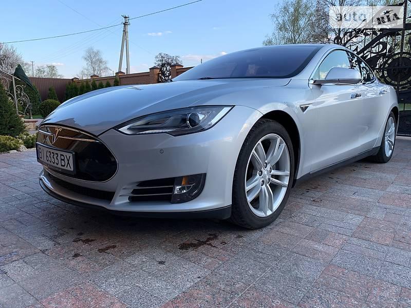 Tesla Model S 85 85 EUROPE