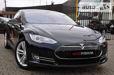Tesla Model S P85 EUROPA 2014