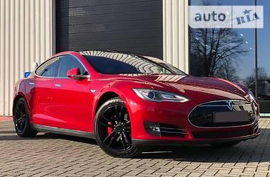 Tesla Model S 85 Panorama 2013