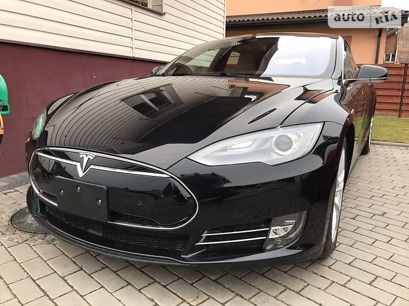 Tesla Model S 2016 в Житомирі