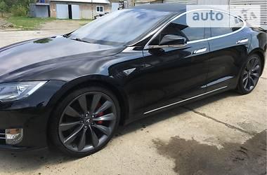 Tesla Model S 2014 в Коломые
