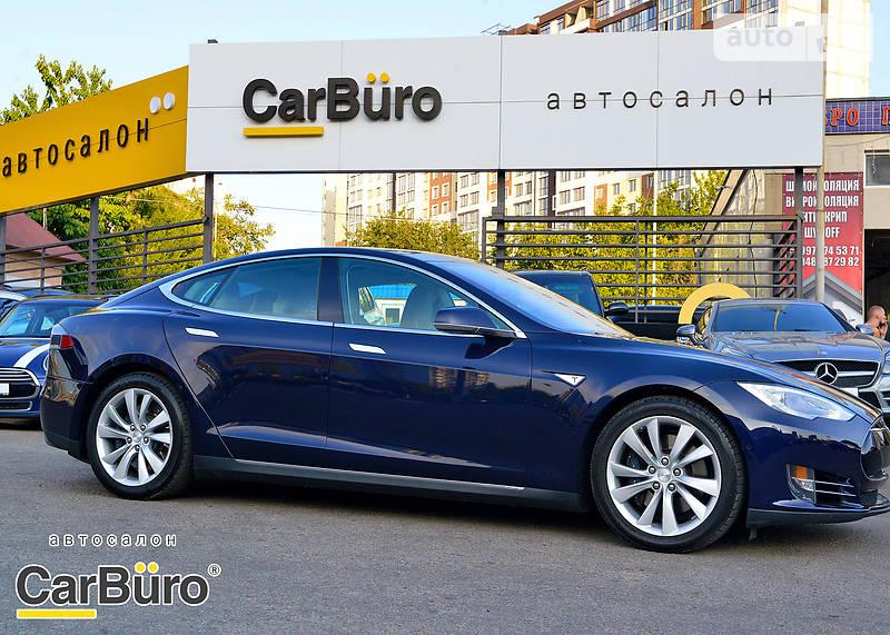 Tesla Model S 2015 в Одесі