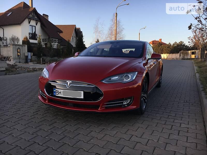 Tesla Model S 2015 в Одессе