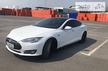 Tesla Model S 2015 в Ужгороде