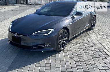 Tesla Model S 2018 в Ивано-Франковске