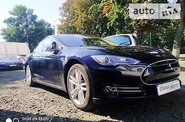 Tesla Model S 2014 в Луцке