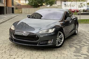Tesla Model S 2012 в Івано-Франківську