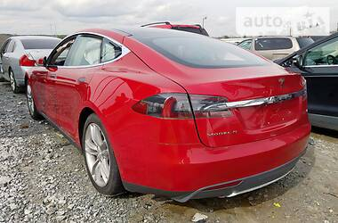 Tesla Model S 2014 в Львове
