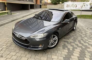 Tesla Model S 2012 в Ивано-Франковске